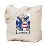 Ahlefeldt Coat of Arms Tote Bag