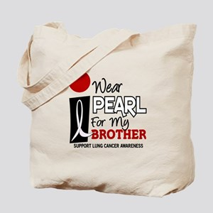 I Wear Pearl For My Brother 9 Tote Bag