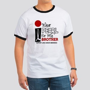 I Wear Pearl For My Brother 9 Ringer T