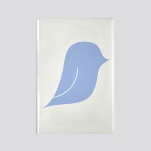 Little Bluebird Rectangle Magnet