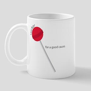 Sucker for a good cause Mug