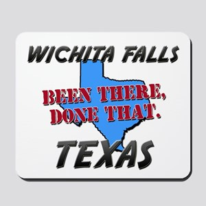 wichita falls texas - been there, done that Mousep