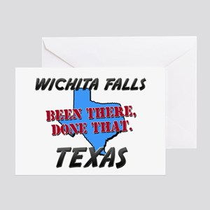 wichita falls texas - been there, done that Greeti