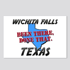 wichita falls texas - been there, done that Postca
