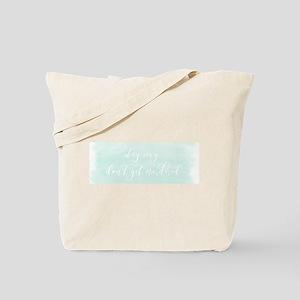 My Favorite Murder SSDGM Script Tote Bag