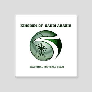 KSA KINGDOM OF SAUDI ARABIA FOOTBALL TEAM Sticker