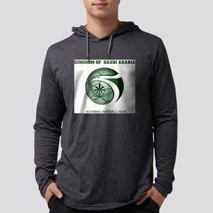KSA KINGDOM OF SAUDI ARABIA FO Long Sleeve T-Shirt