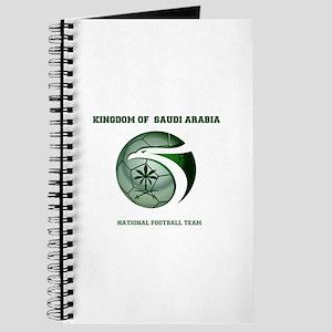 KSA KINGDOM OF SAUDI ARABIA FOOTBALL TEAM Journal