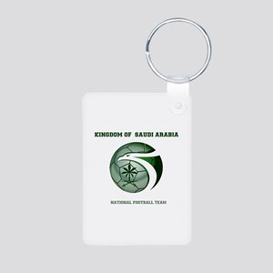 KSA KINGDOM OF SAUDI ARABIA FOOTBAL Keychains