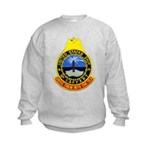 USS McCAFFERY Kids Sweatshirt