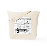 Chicken Cartoon 9484 Tote Bag