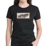 Steel Belted Radio Women's Dark T-Shirt