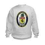 USS McCANDLESS Kids Sweatshirt