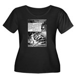 The Limited Mail 1899 Women's Plus Size Scoop Neck