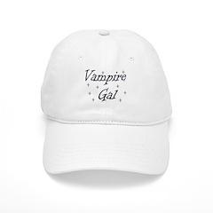 Vampire Gal Baseball Cap