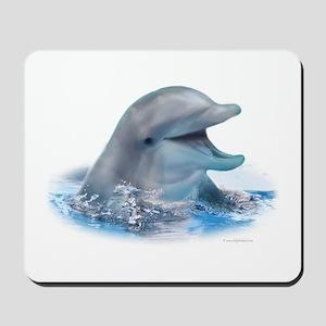 Happy Dolphin Mousepad