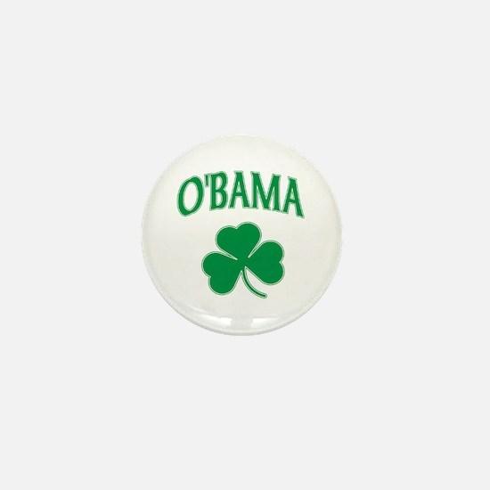 Irish Obama Mini Button