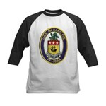 USS McCANDLESS Kids Baseball Jersey