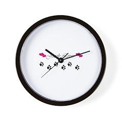 Jacob Lover Wall Clock