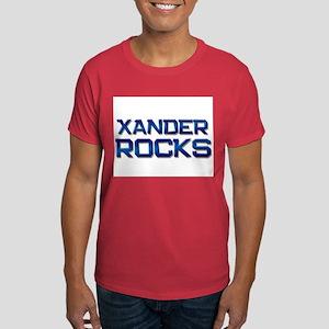 xander rocks Dark T-Shirt