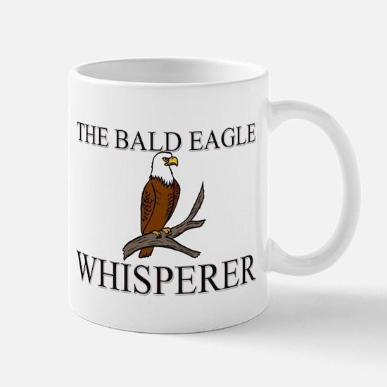The Bald Eagle Whisperer Mug