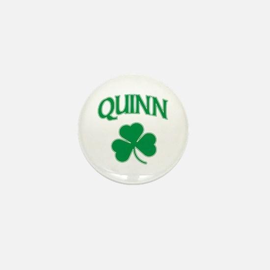 Quinn Irish Mini Button