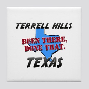 terrell hills texas - been there, done that Tile C