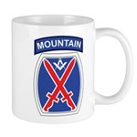 10th mountain division Mason Mug