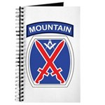 10th mountain division Mason Journal