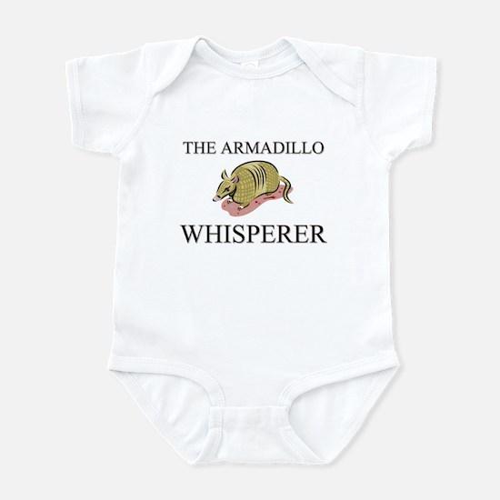 The Armadillo Whisperer Infant Bodysuit