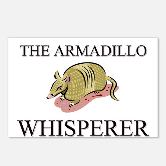 The Armadillo Whisperer Postcards (Package of 8)