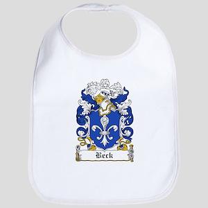 Beck Coat of Arms Bib