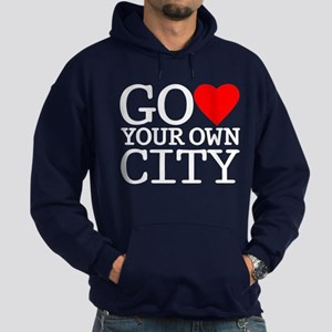 Your Own City Hoodie (dark)