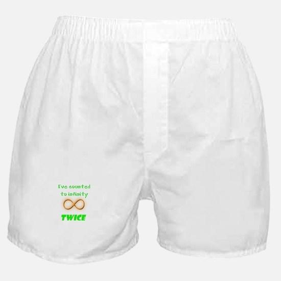 Infinity Boxer Shorts