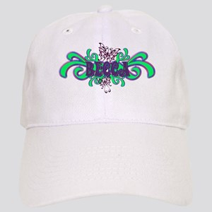 Becca's Butterfly Name Cap