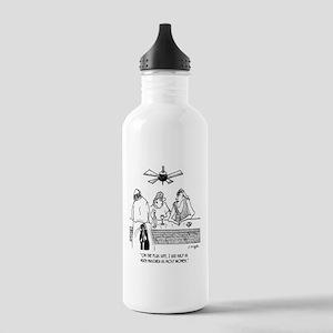 Mascara Cartoon 2952 Stainless Water Bottle 1.0L