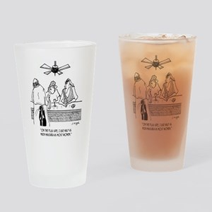 Mascara Cartoon 2952 Drinking Glass