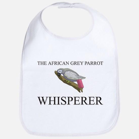 The African Grey Parrot Whisperer Bib