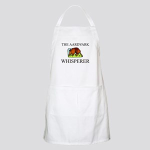 The Aardvark Whisperer BBQ Apron