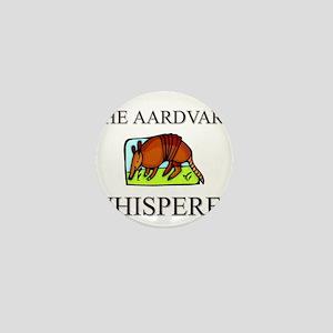 The Aardvark Whisperer Mini Button