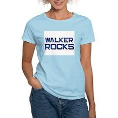 walker rocks Women's Light T-Shirt