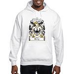 Berg Coat of Arms Hooded Sweatshirt