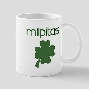 Milpitas shamrock Mug