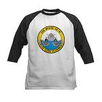 USS McKEE Kids Baseball Jersey
