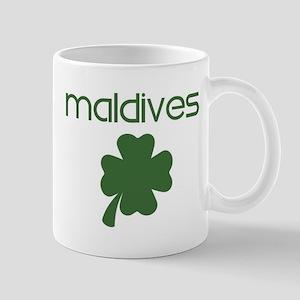 Maldives shamrock Mug