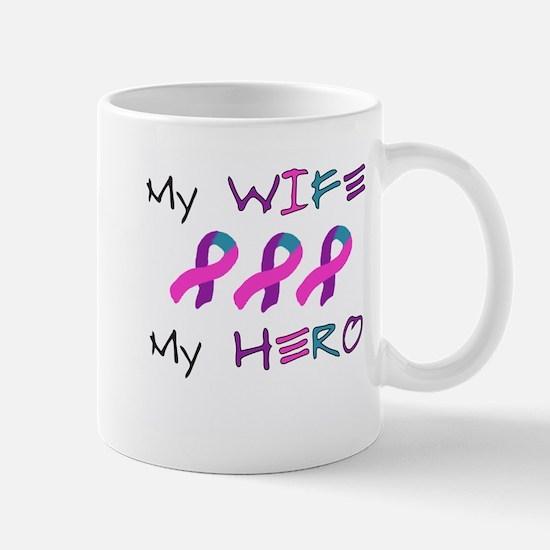 Hero Wife Tri Mug
