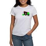 I vote (red, black & green) Women's T-Shirt