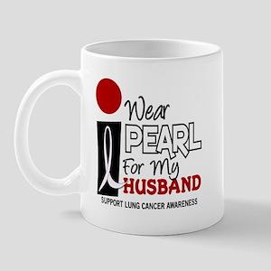 I Wear Pearl For My Husband 9 Mug