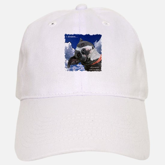 I Dream Baseball Baseball Cap