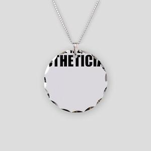 Trust Me, I'm An Esthetician Necklace